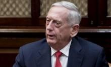 وزير الدفاع الأميركي يلوح بقصف مواقع النظام السوري