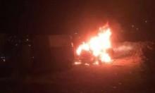 مواجهات وإصابات بأبو ديس بعد إحراق مركبة مستوطن