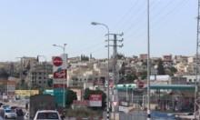 كفر ياسيف: ألسنة النار تلتهم سيارة