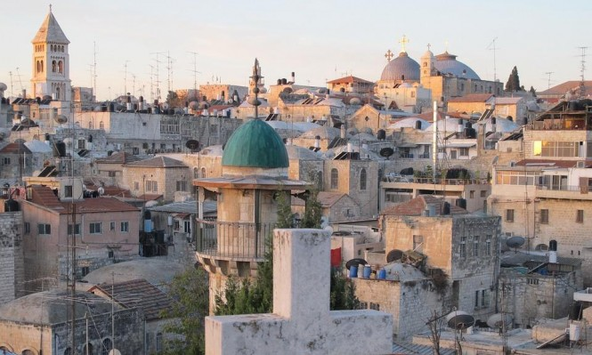 بلدية الاحتلال في القدس تفرض ضرائب على مؤسسات كنسية