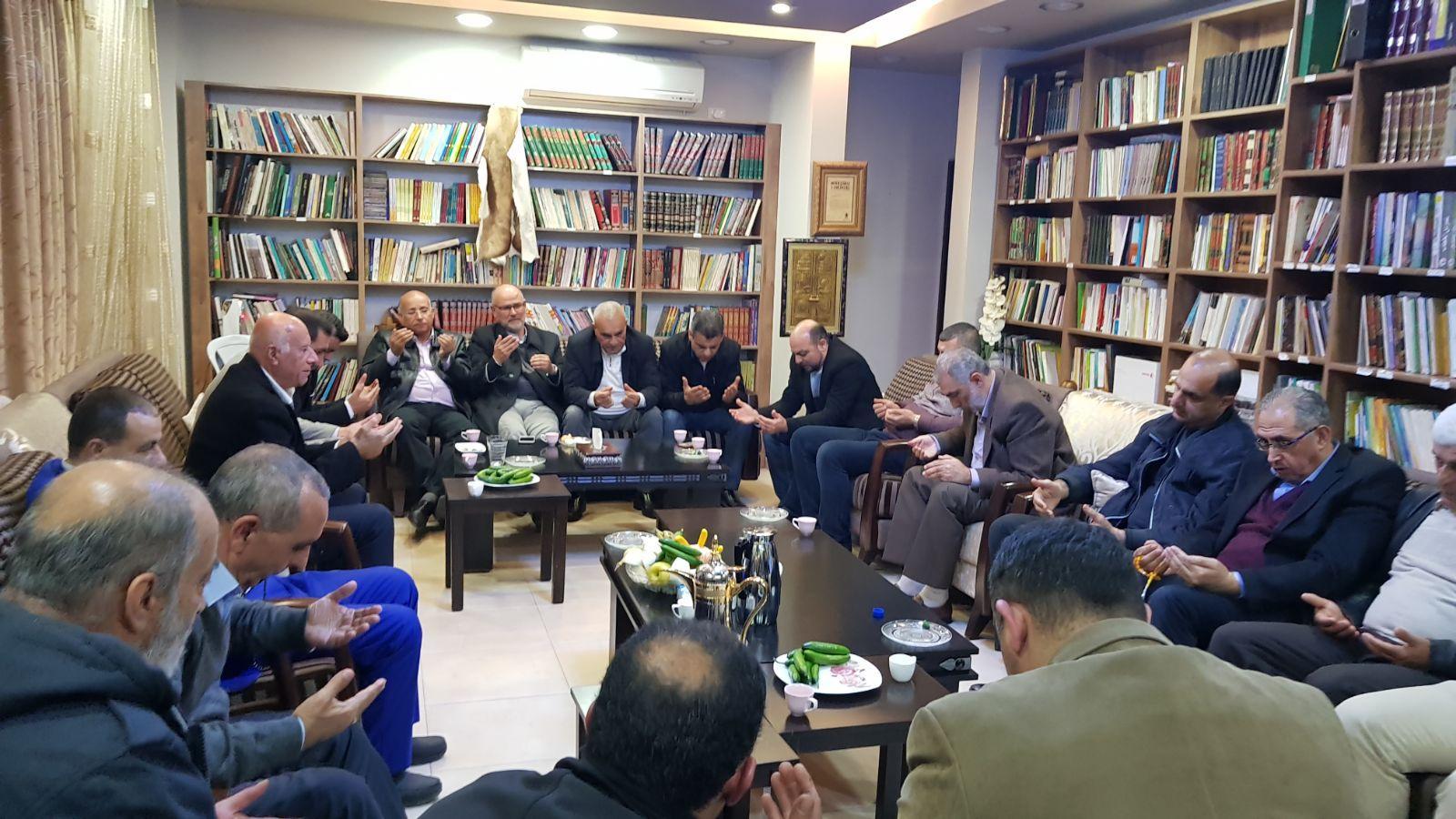 كفركنا: وفد يزور الشيخ خطيب والمجلس يحث على التسامح