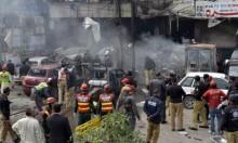 مقتل 11 جنديا بهجوم انتحاري على قاعدة عسكرية بباكستان