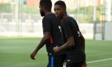 برشلونة يضع خطة لتجهيز ديمبلي لمواجهة تشيلسي
