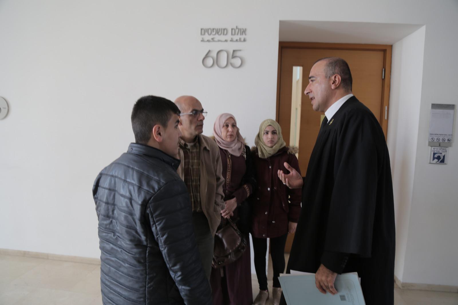المحكمة تقر قرار ليبرمان تمديد الاعتقال الإداري لشابين من وادي عارة