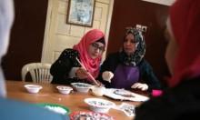 فن الفسيفساء: ابتكارات تدمج ذوات احتياجات خاصة بالمجتمع الفلسطيني