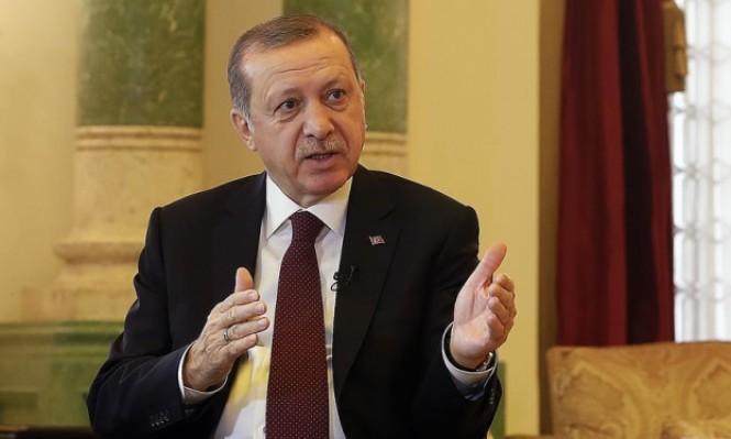 """إردوغان: """"ليست لنا أي مشكلة مع أكراد سورية"""""""