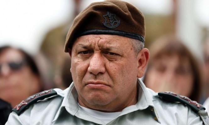 آيزنكوت: حرب محتملة بغزة بسبب الأزمة الإنسانية