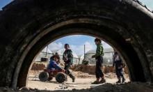 سجون الاحتلال ولا العيش بغزة
