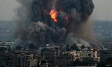 عشرات القتلى والجرحى بغارات للطيران الروسي على إدلب