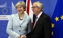 ماي تستقبل وفد أوروبي وتوتر بالحكومة البريطانية بشأن بريكست