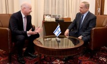 """إسرائيل تتأهب لـ""""داعش"""" ومبعوث ترامب يحرض على حماس"""