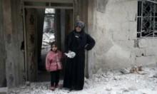 ارتفاع حصيلة ضحايا الغارات على الغوطة الشرقية إلى 35