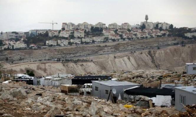الاتحاد الأوروبي يطالب الاحتلال بوقف سياسة الاستيطان