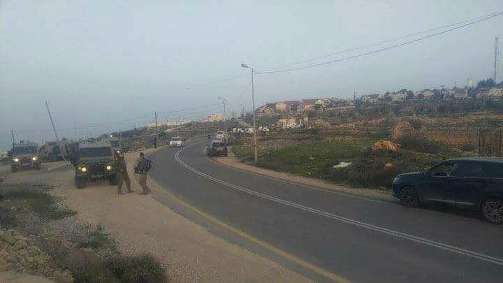 استشهاد حمزة زماعرة بنيران الاحتلال بزعم تنفيذ عملية طعن