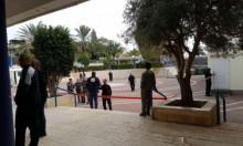 جلجولية: ملثمون يقتحمون مدرسة ويطلقون النار على طالب
