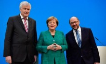 التوصل لاتفاق تشكيل حكومة ائتلافية في ألمانيا