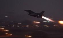 قصف إسرائيلي لمواقع للنظام وحزب الله بريف دمشق