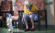 حتى 2020: اليابان تطور روبوتات للعناية بكبار السن