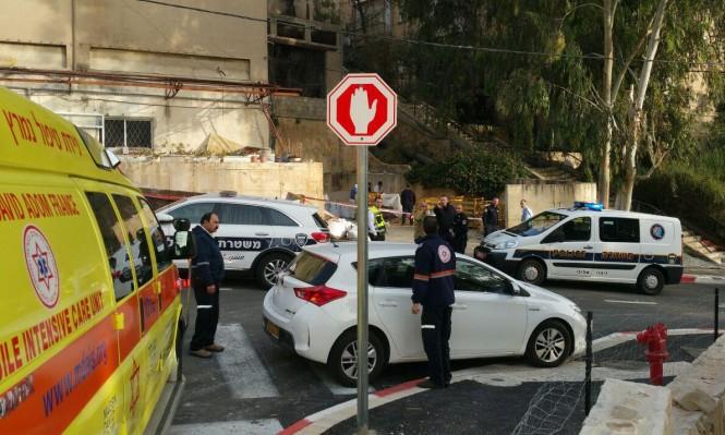 حيفا: العثور على جثة شاب وإصدار أمر حظر نشر