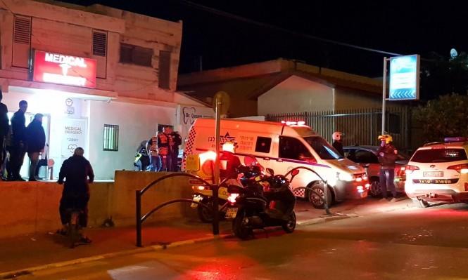 عارة: إصابة شابين من معاوية بجريمتي إطلاق نار