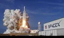 سيارة الملياردير سبقته إلى الفضاء