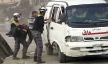 خلال 4 أيام: أكثر من 200 مدني قتلوا بغوطة دمشق