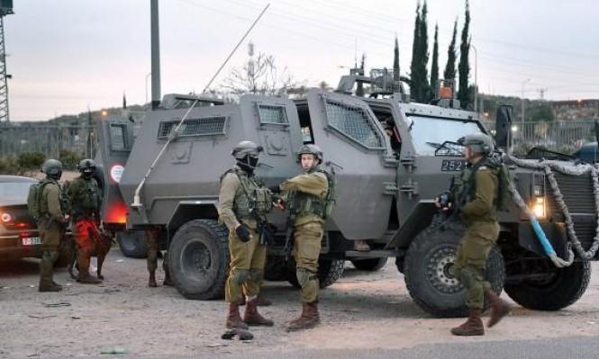 الاحتلال يعزز قواته في الضفة الغربية تحسبا من التصعيد