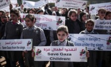 لجنة رفع الحصار: نسبة الفقر بغزة بلغت 80%