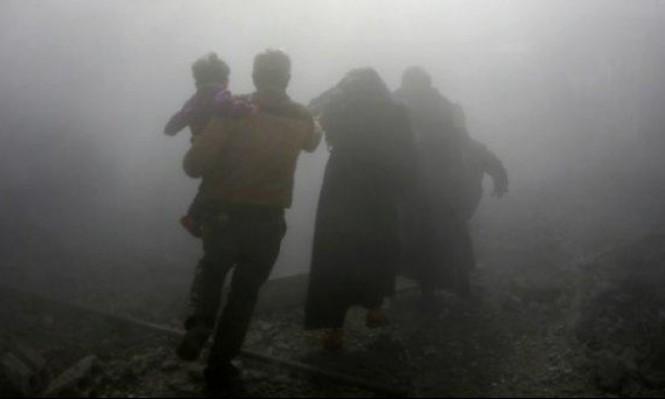 """سورية: تحذير من """"كارثة"""" إنسانية في الغوطة الشرقية"""