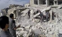 توقف شبه كامل لغارات ومجازر النظام بغوطة دمشق الشرقية