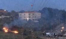 سقوط طائرة حربية إسرائيلية بعد اعتراض طائرة استطلاع إيرانية