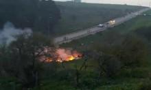 إسرائيل تقصف مواقع سورية وإيرانية وانطلاق صافرات الإنذار في الشمال