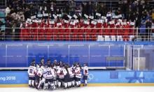 أولمبياد بيونغ تشانغ: خسارة كوريا الموحدة والذهبية الأولى للسويد