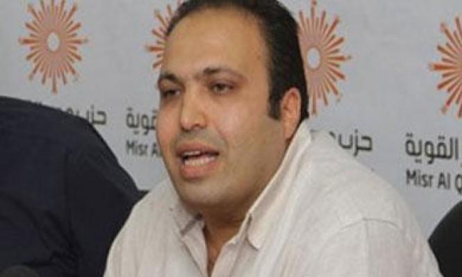مصر: اعتقال نائب رئيس حزب معارض لدعوته مقاطعة الانتخابات