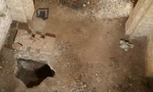 اعتداء على مسجد الغابسية المهجرة
