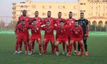 المنتخب الفلسطيني سيلاقي نظيره الجزائري وديا