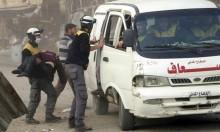 النظام السوري يمنع إجلاء جرحى ومرضى الغوطة الشرقية