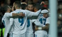 ريال مدريد يسحق سوسييداد وهاتريك لكريستيانو
