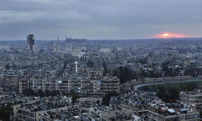 ما هي المواقع التي استهدفها الطيران الإسرائيلي في سورية؟