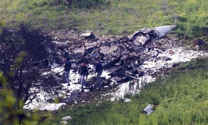 """تحليلات: """"إسقاط طائرة F-16 غطى على الإنجاز الإسرائيلي"""""""