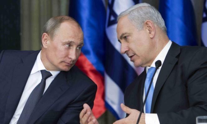 """""""محادثة بوتين- نتنياهو منعت قصفًا إسرائيليًا آخر لسورية"""""""