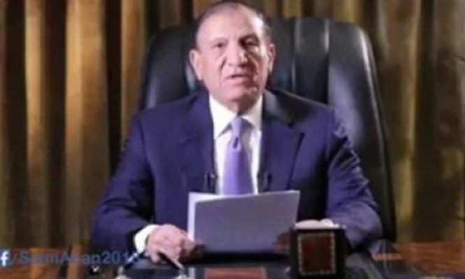 مصر: إجراءات ضد سامي عنان وهشام جنينة