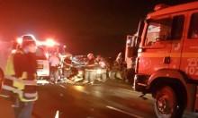 مصرع جنديين وإصابة آخرين في حادث طرق في شارع 6