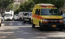 عكا: إصابة مسنة في حادث دهس