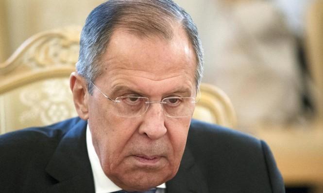لافروف: الولايات المتحدة تخطط للبقاء في سورية وتقسيمها
