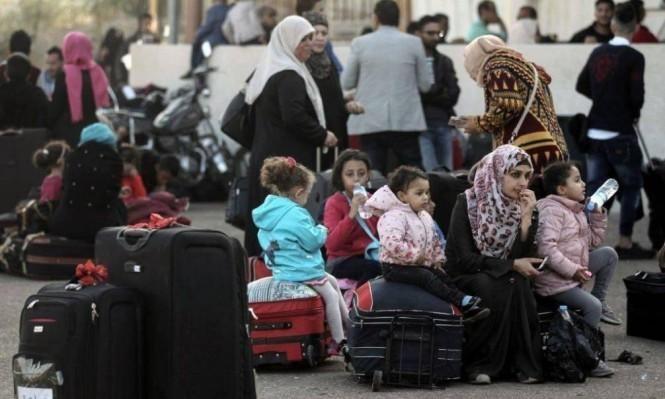 التصاريح الطبية لسكان قطاع غزة: الأقل منذ 10 سنوات