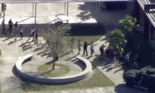 قتلى وجرحى بهجوم مسلح على مدرسة في فلوريدا
