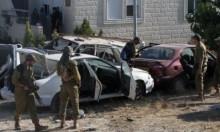 اعتقال 3 فلسطينيين بشبهة حيازة عبوة
