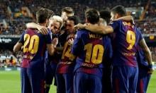 بطولة إسبانيا: اختبار صعب لبرشلونة في إيبار