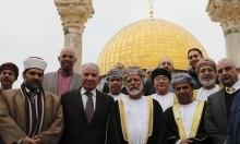 وزير الخارجية العُماني يزور المسجد الأقصى